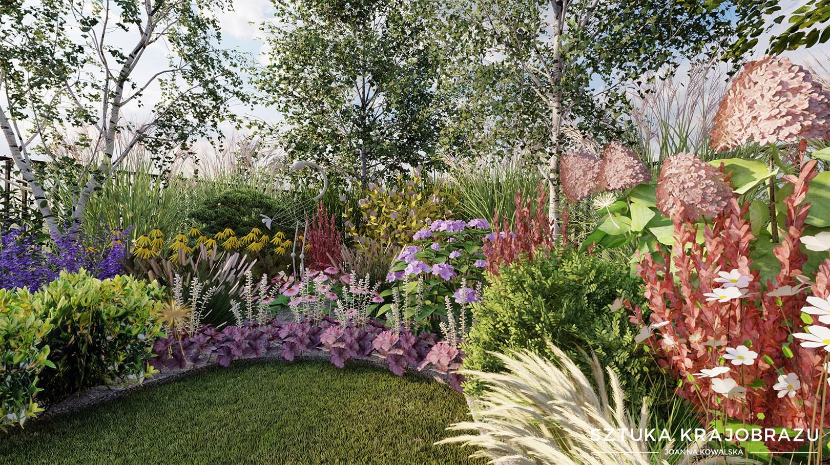 Ogród bylinowy we Wrocławiu